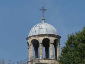 le clocher de Méounes
